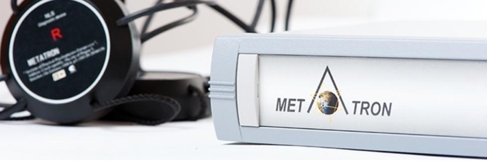 Metatron, le système NLS original du Pr Nesterov.